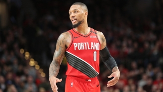 Damian Lillard Scored 48 Points To Give The Blazers An Emotional Win At Staples Center