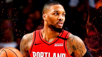 Damian Lillard's Historic Offensive Season Is The Result Of A Stunning Step Forward