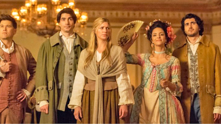 What's On Tonight: 'DC's Legends Of Tomorrow' Take On Marie Antoinette