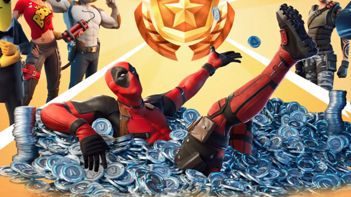Deadpool Bursts Into 'Fortnite' Ahead of An MCU Debut, Here's How To Get Started