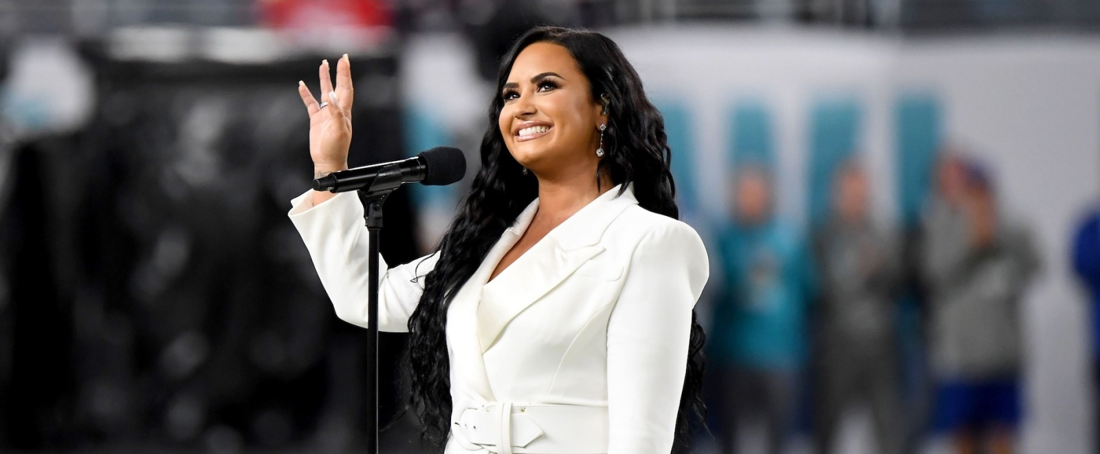 Demi Lovato Is Investigating UFOs On 'Unidentified,' A New Series On Peacock