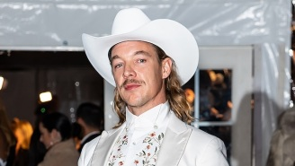 Diplo Is Reportedly Seeking A Restraining Order Against A Woman He Accuses Of Sharing Revenge Porn