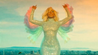 Doja Cat Channels Disco Vibes In Her Retro-Styled 'Say So' Video
