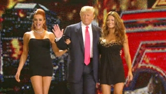 Former WWE Star Eve Torres Says Donald Trump Forcefully Grabbed Her In 2009