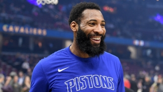 The Cavaliers Are Reportedly Trading For Pistons Center Andre Drummond