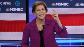 Elizabeth Warren Ripping Michael Bloomberg To Shreds At The Democratic Debate Inspired A Lot Of Reactions