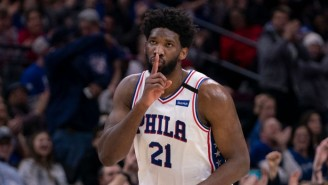 Joel Embiid On The 2020 Election Result: 'America Trusted The Process And It Paid Off'