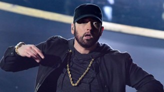 Eminem Says UFC Chief Dana White's Opinion On Fighters 'Doesn't Matter'
