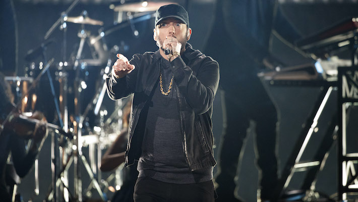 """Eminem Delivers His 'Perspective' On Black Music And History On Skit With Royce 5'9"""""""