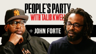 Talib Kweli And John Forte Talk Fugees, Lauryn Hill, Prison Time, DMX Cypher