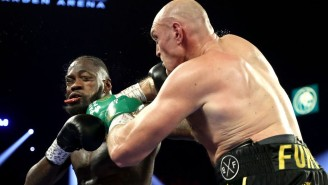 Tyson Fury Dominated Deontay Wilder In A TKO Victory For The Heavyweight Title