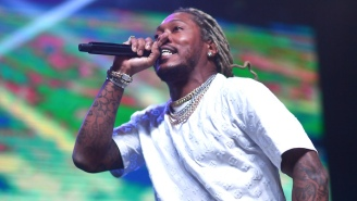 Future And Travis Scott Show Off Their 'Solitaires' On Their Latest Collaboration