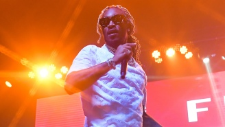 Future Will Donate Masks To Healthcare Workers And Coronavirus Patients For His #MaskOn Campaign