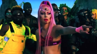 Lady Gaga Just Posted A 'Stupid Love' Teaser — And It Looks Like Alien Pop Gone Wild