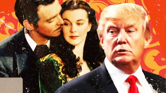 Has Donald Trump Actually Seen 'Gone With The Wind?'