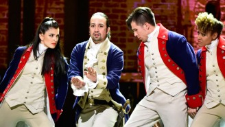 Lin-Manuel Miranda's 'Hamilton' Will Arrive On Disney+ Much Sooner Than Expected