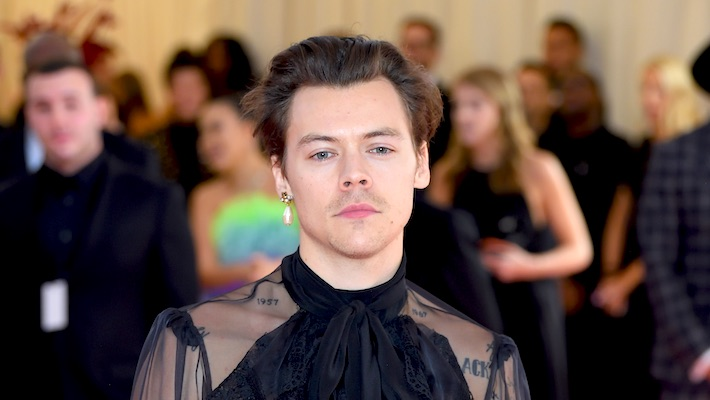 Harry Styles Was Reportedly Robbed At Knifepoint On Valentine's Day In London