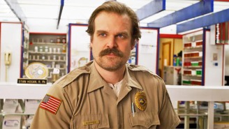 'Stranger Things 4' Drops A Teaser To Confirm David Harbour's Return As Hopper (And His Whereabouts)