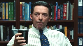 Hugh Jackman Is Up To No Good In HBO's 'Bad Education' Trailer