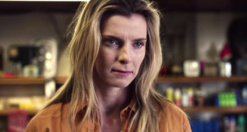 Betty Gilpin Fights Back Against The 'Elites' In New Extra-Violent 'The Hunt' Trailer
