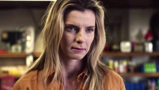 Betty Gilpin Fights Back Against The 'Elites' In The Latest Ultra-Violent 'The Hunt' Trailer