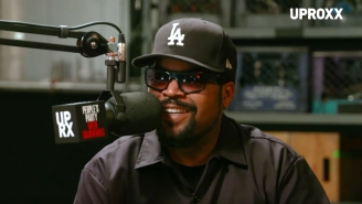 Ice Cube Explains How He Went From Beefing With Common To Putting Him In 'Barbershop 3'