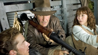 Harrison Ford Is Committed To Delivering An 'Indiana Jones 5' That's As Good As The Marvel Movies