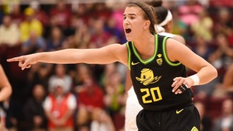 Sabrina Ionescu Made NCAA History Hours After Speaking At Kobe Bryant's Memorial Service