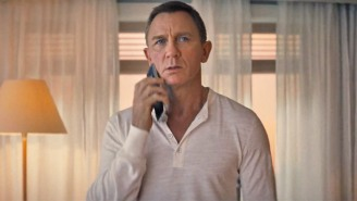 James Bond May Have Met His Match (After His Ruined Vacation) In The 'No Time To Die' Super Bowl Spot