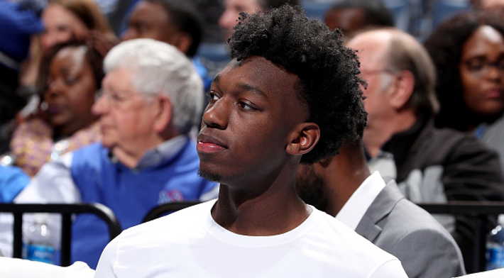 James Wiseman Says His NCAA Ordeal Was Like Being In 'The Twilight Zone'