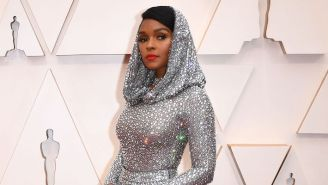 Janelle Monae Pays Homage To Mr. Rogers With Her Fanciful 2020 Oscars Performance Of 'Come Alive'