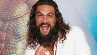 Jason Momoa Apparently Spent Oscars Night Giggling At A Photoshop Of 'The Real Aquaman'