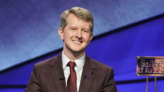 Even 'Jeopardy!' GOAT Ken Jennings Has Weighed In On Whether Comic Book Movies Are Cinema