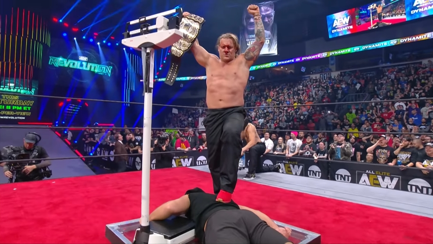 The Ins And Outs Of AEW Dynamite 2/26/20: Broken Scale Sessions