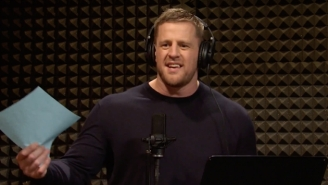 JJ Watt's 'Madden' Voice Recording Session Got Out Of Hand On 'SNL'