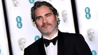 Joaquin Phoenix Called Out The 'Systemic Racism' Of The Film Industry In His BAFTAs Acceptance Speech