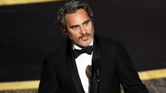 Joaquin Phoenix Capped Off His 'Joker' Awards Season With An Impassioned Oscars Speech Against Injustice