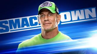 WWE Friday Night Smackdown Open Discussion Thread: John Cena Returns