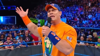 John Cena Is Returning To WWE Smackdown Later This Month, Just In Time For WrestleMania