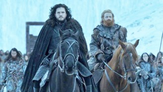 A 'Game Of Thrones' Star Has A Pretty Good Hunch About What Jon Snow And Tormund Did After The Finale