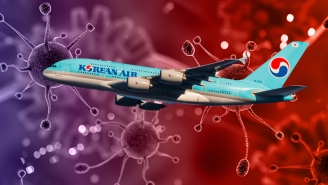 A Korean Air Flight Attendant Traveling Between Seoul And LAX Has Been Diagnosed With Coronavirus