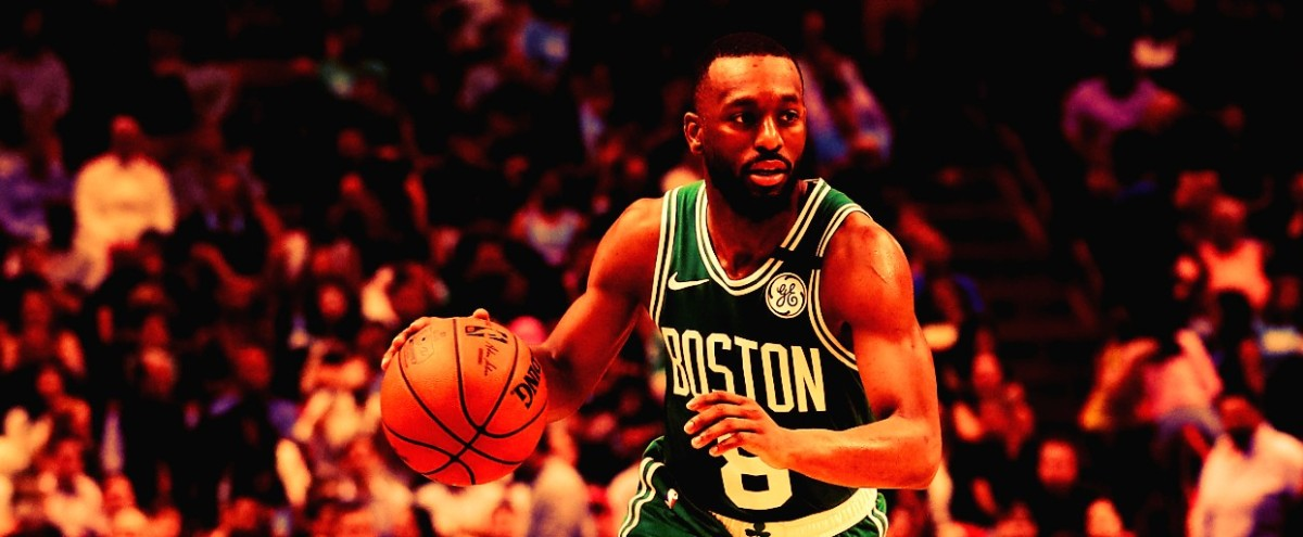 Kemba Walker On How The Celtics Core Makes His Life Easy And His Love For Marcus Smart