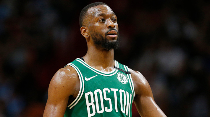 Kemba Walker Needed His Knee Drained After Playing 29 Minutes In The All-Star Game