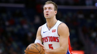 The Suns And Pistons Are Reportedly Discussing A Luke Kennard Trade
