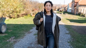 Sandra Oh Is Rising Up In The New Season 3 Teaser For 'Killing Eve'