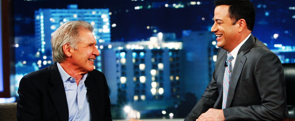 Stop Saying Harrison Ford Is Bad At Interviews, Because He's Pretty Great