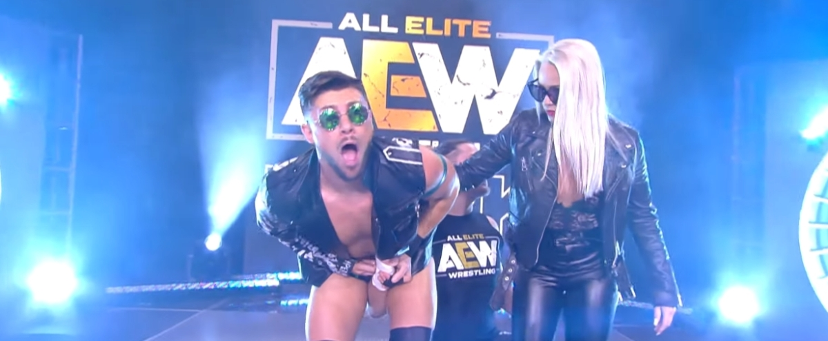 The Ins And Outs Of AEW Dark 2/25/20: Stunt Show
