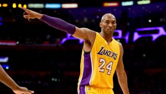 An Injured Kobe Once Came To Practice To 'Say Bye To Some Of You Bums Getting Traded Tomorrow'