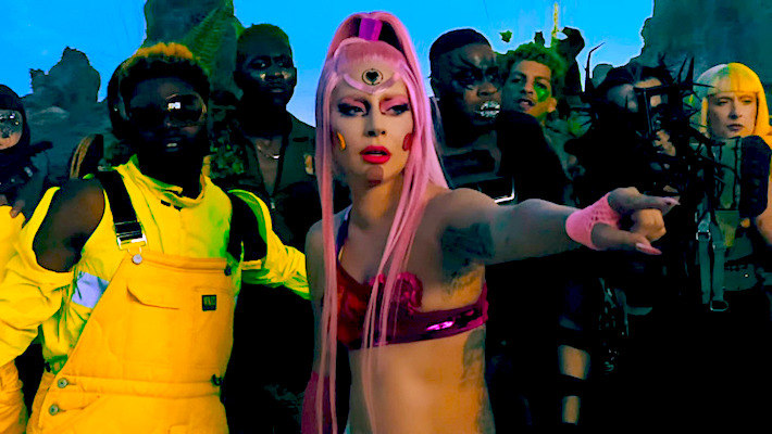 Lady Gaga Thinks The Goal Of Her New Album 'Sounds Ridiculous'