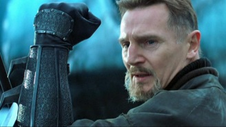 Liam Neeson Is Done Making 'Star Wars' And Superhero Movies — 'It's Quite Exhausting'